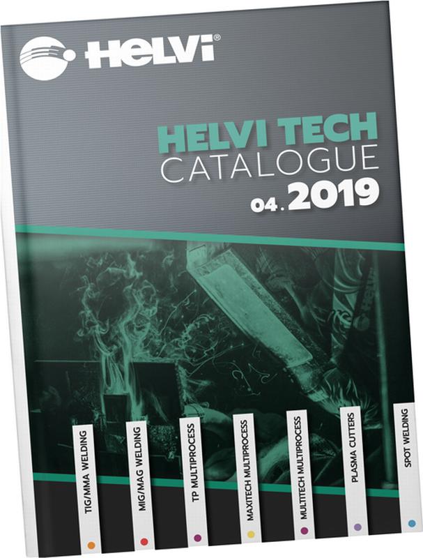Каталог сварочного оборудования Helvi